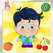 Minik Bilge Hafıza Oyunu - Meyveler - Çocuklarınız hem meyveleri öğrenecek, hemde hafızalarını geliştirecekler!