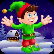 Super Elf Swing - Physics Adventure Game FREE Edition