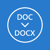 DOC to DOCX mts file converter
