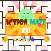 Action Maze100