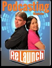 Podcasting Magazine podcasting