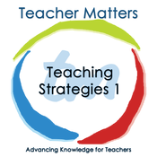 Teaching Strategies 1 teaching skills