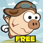Flying Piggy Adventure