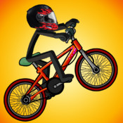 Stick-man BMX : Trials Pro
