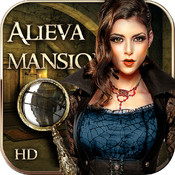 Alieva`s Mansion HD - hidden object puzzle game
