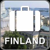 Offline Map Finland (Golden Forge)