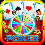 Wheel of Bonus Video Poker