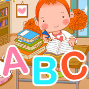 ABC Baby Alphabet Flash Card