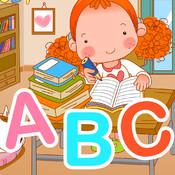 ABC Baby Alphabet Flash Card HD