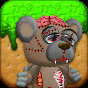 Clay Zombie Squad on the Killer Juice and Cookie Hunt - FREE Game cookie killer