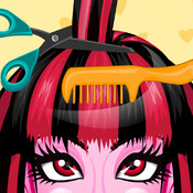 Monster High Hair Salon Spa