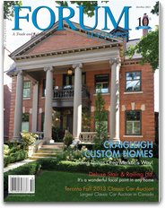Forum Magazine - Trade & Luxury Lifestyles Magazine