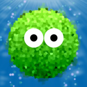 MOSS BALL Diving- Flappy Eyed Moss`s Adventure! moss