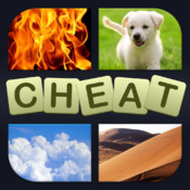 Cheat for 4 Pics 1 Word Premium ~ get all the answers now with free auto game import!