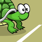 Go Tortoise - A Multiplayer Race Game of Fun and Run between 2 old rivals fun run multiplayer race