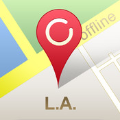 Los Angeles Offline Map (Metro Map, Offline GPS Support)