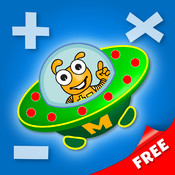 Mathematis FREE HD - Funny Math Facts for Kids: Addition, Subtraction, Multiplication, Division - Best Learning Tool for Counting and Computation Practice for Preschool and School-Age Boys and Girls from Ages 4-10 practice tool