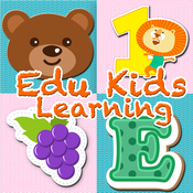 Edu kids learning -easy toddler games,learning games for first grade