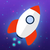 Rocket Escape - Journey Through Deep Galactic Space