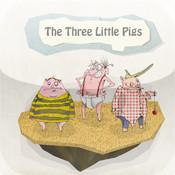 The three little pigs illustrated audiobook