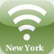 New York wifi - a wireless hotspot in 2s
