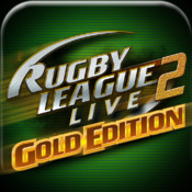 Rugby League Live 2: Gold Edition