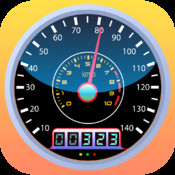 Speedometer Free Speed Tracker. GPS