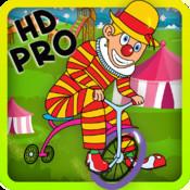 Uniclown Bike Race Of Candy Circus HD Pro