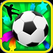 AAA Brazil World Soccer Football Training PRO: Keepy Uppy Kick Ups