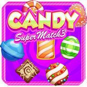 Candy Super Match 3 - A fun & addictive puzzle matching game super