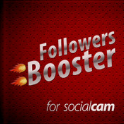 Followers Booster For Socialcam