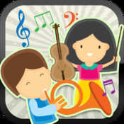 A Music Kids Play Songs : Instrument Practice Sing Along Tunes - Full Version