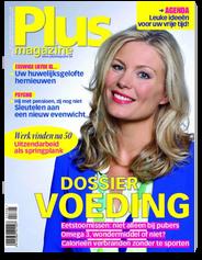 Plus Magazine België, het magazine voor de actieve 50 plussers