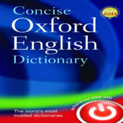 Concise Oxford English Dictionary with Audio