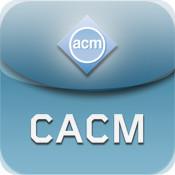 ACM CACM iphone ipad