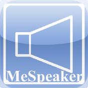 meSpeaker