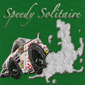 Speedy Solitaire played