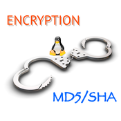 Encryption MD5/SHA message digest algorithms