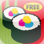 THE SUSHI PRO FREE sushi menu book