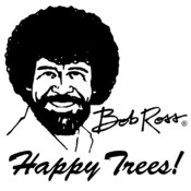 Bob Ross for iPhone ross clothing store