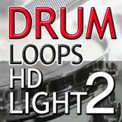 Drum Loops HD 2 Light samples