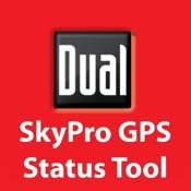 SkyPro GPS Status Tool television receiver