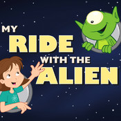 My Ride With The Alien - Educational and Interactive Book App
