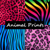 Skin My Skin - Animal Print For iPad objectbar skin