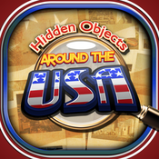 Hidden Objects USA – Florida New York Vegas Hollywood & Object Time Puzzle Free Game