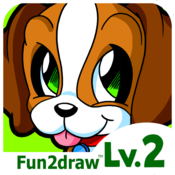 Learn to Draw Popular Dogs Cats - Draw and Color Easy Animals - Fun2draw™ Cartoon Art Lessons