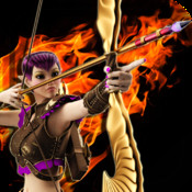Lord of the Archers - Catching Fire Arrows Free HD Edition