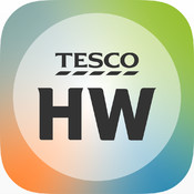 Tesco Health and Wellbeing calorie counter diet tracker
