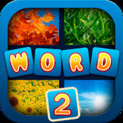 WordApp2 - 4 Pics, 1 Word, What`s that word? second edition