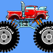 Fun Monster Truck Race - Free Hill Racing With Friends